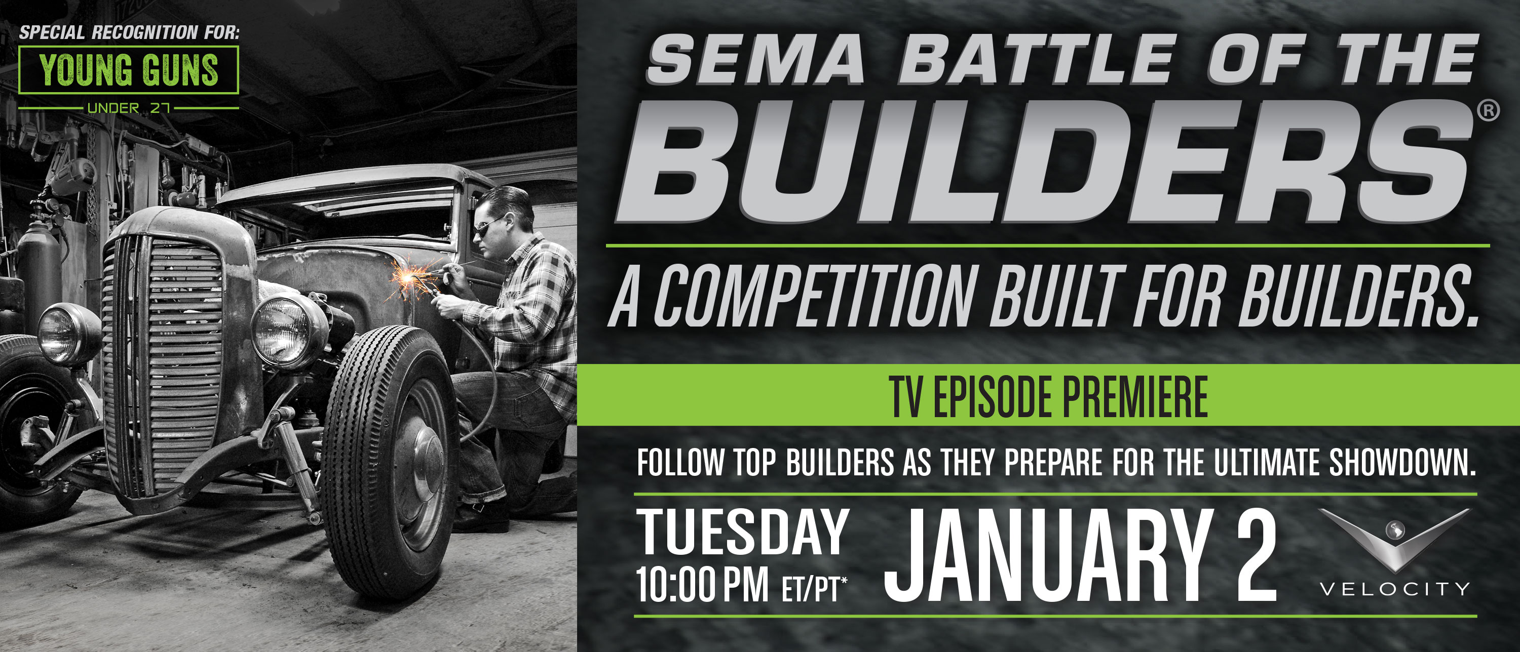 Sema Show 2018 Battle Of The Builders