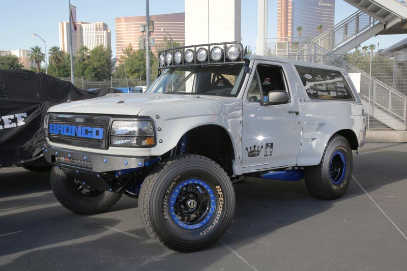 SEMA SHOW 2019   Battle of the Builders
