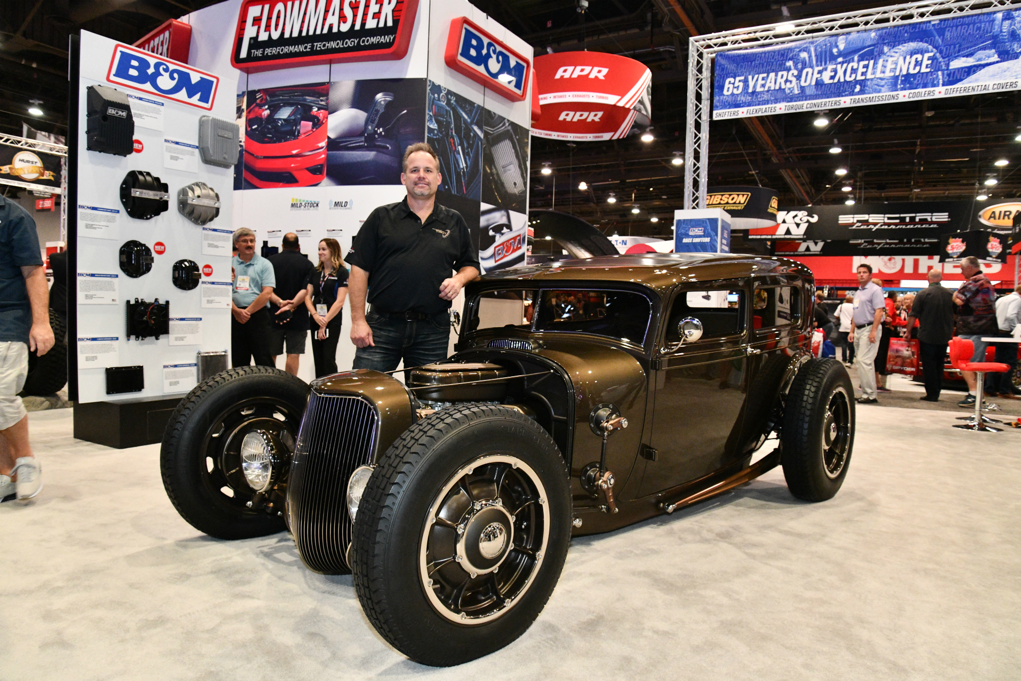 SEMA SHOW Battle Of The Builders - Good guys car show rules