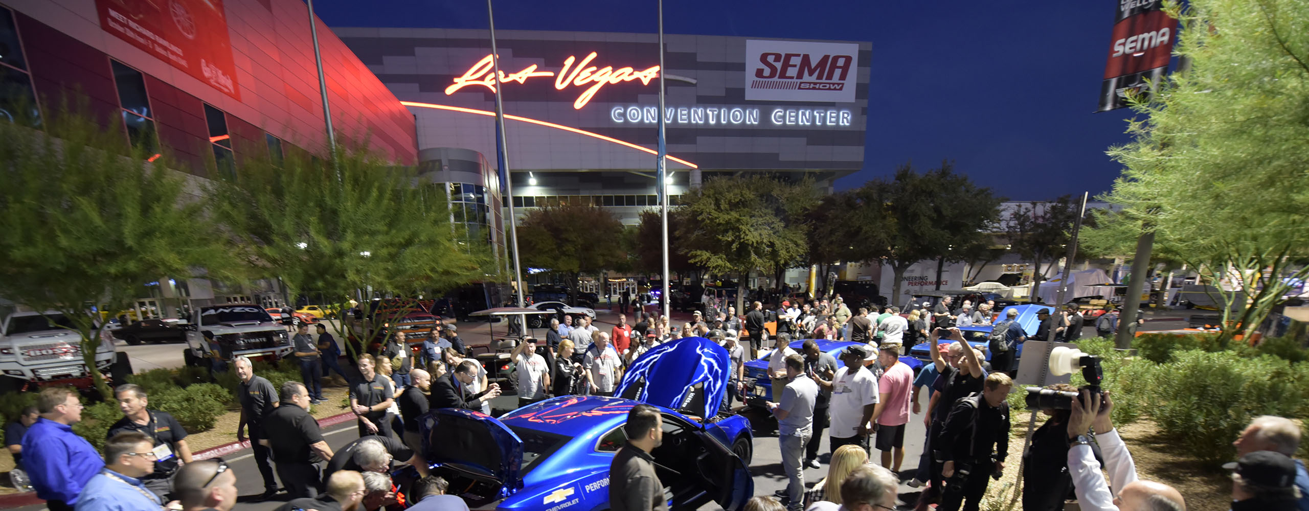 2020 SEMA SHOW - Thank you Exhibitors for a fantastic show!